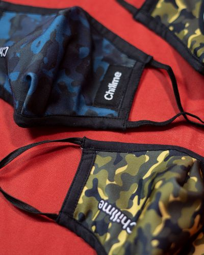 Everyday Mask Camouflage Collection Combo Of 3