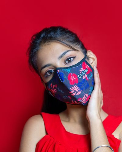 Everyday Mask Blooming Garden