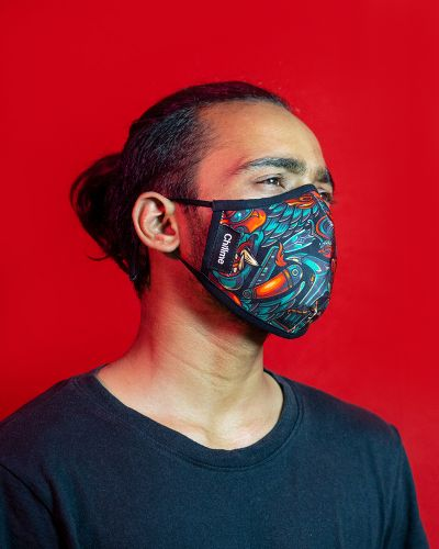 Everyday Mask Dragon Hardy